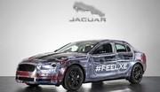 La future Jaguar XE en toute transparence