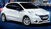 Peugeot 208 Like : pour rouler aux couleurs de Facebook