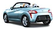 Voici la version finale de la Daihatsu Copen