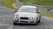 La Jaguar XE continue sa mise au point