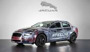 Jaguar XE : elle se dévoile petit à petit