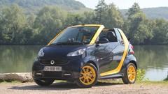 Essai Smart Fortwo mhd cabriolet : cab' de poche