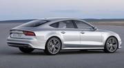Audi A7 restylée: à partir de 58900 €, en concession fin septembre 2014