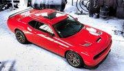 Dodge Challenger SRT Hellcat : 600 chevaux sous son capot !