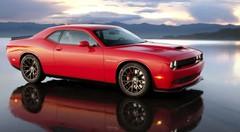 Dodge Challenger SRT Hellcat 2015 : plus de 600 chevaux !
