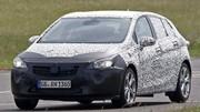 Opel Astra : Elle se dévoile en partie !