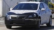 La future Opel Astra de 2015 est de sortie