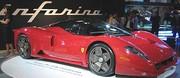 Ferrari P4/5 : Bonheur non partagé