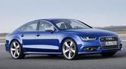 Audi A7 et S7 restylées : nouveau look et des chevaux en plus