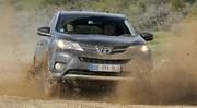 Essai Toyota RAV4 2.0 D-4D AWD 124 ch (2014) : Anniversaire hors bitume