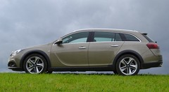 Essai Opel Insignia restylage 2013 : berline, opc et country tourer