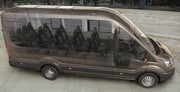 Ford lance une nouveau Transit Minicar 18 places