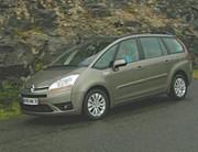 Essai Citroën C4 Picasso 1.6 HDi 110 : Dites Visiospace !