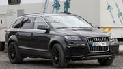 Le SUV Bentley déguisé en Audi Q7