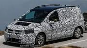 Futur Volkswagen Touran : Relève très attendue