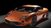 Villa d'Este 2014 : Lamborghini 5-95 Zagato