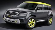 Skoda Yeti Xtreme Concept 2014 : un crossover de rallye à Wörthersee ?