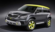 Skoda Yeti Xtreme : un SUV style rallye