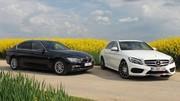 Essai BMW 320d vs Mercedes C220 CDI : Folie des grandeurs