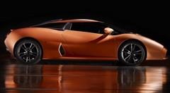 Lamborghini 5-95 Zagato : Pièce unique