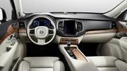 Voici l'intérieur du nouveau Volvo XC90