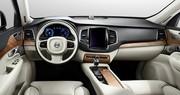 Le nouveau Volvo XC90 dévoile son habitacle