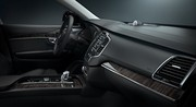 L'habitacle de la future Volvo XC90 dévoilé !