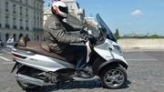 Essai Scooter Piaggio MP3 LT 500 ABS ASR