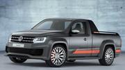 Volkswagen Amarok : une version Power Concept pour Wörthersee 2014