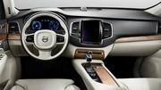 Volvo opte pour un grand écran tactile