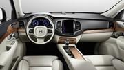 Volvo dévoile l'intérieur du nouveau XC90