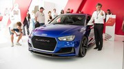 L'Audi A3 Clubsport Quattro annonce bien la RS3