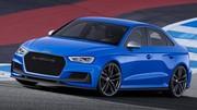Audi A3 Clubsport Quattro Concept : la présentation vidéo
