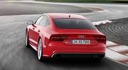 Audi RS7 Sportback 2014 : tout en subtilité