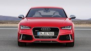 Audi RS7 Sportback 2014 : discret restylage