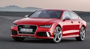 Audi RS7 Sportback 2014 : lumineuses retouches