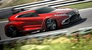 Mitsubishi XR-PHEV Evolution : rêve éveillé