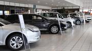 Les ventes de voitures neuves sont stables en mai