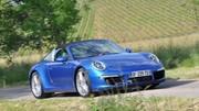 Essai Porsche 911 Targa : bourgeoise découverte