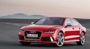 Nouvelle version 2014 pour l'Audi RS 7 Sportback