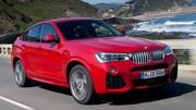 Essai BMW X4 35i (2014) : un SUV né sous X