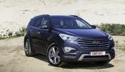 Essai Hyundai Grand Santa Fe : Premium Attack !
