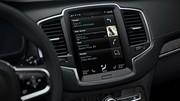 Intérieur Volvo XC90 2014 : L'habitacle poursuit son effeuillage