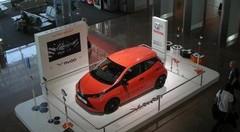 Nouvelle Toyota Aygo: à partir de 10500 €