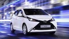 Prix Toyota Aygo : À moteur unique