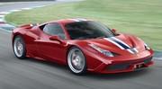 Ferrari 458 Italia 2015 : un moteur turbo pour le restylage ?