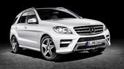 Mercedes ML et GL : équipement enrichi et nouveau V6 pour le ML 400