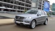 Mercedes ML et GL : modernisation programmée