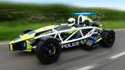 Insolite : une Ariel Atom 3.5 R livrée à la police britannique !