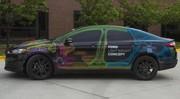 Ford Lightweight Concept : moins de 1200 kg pour une familiale